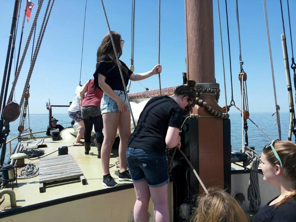 klassen segeln ijsselmeer