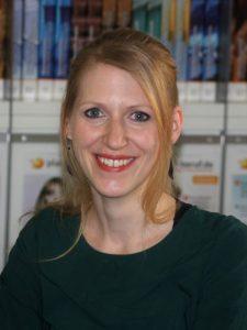 Berufsberaterin Nadine Bartus